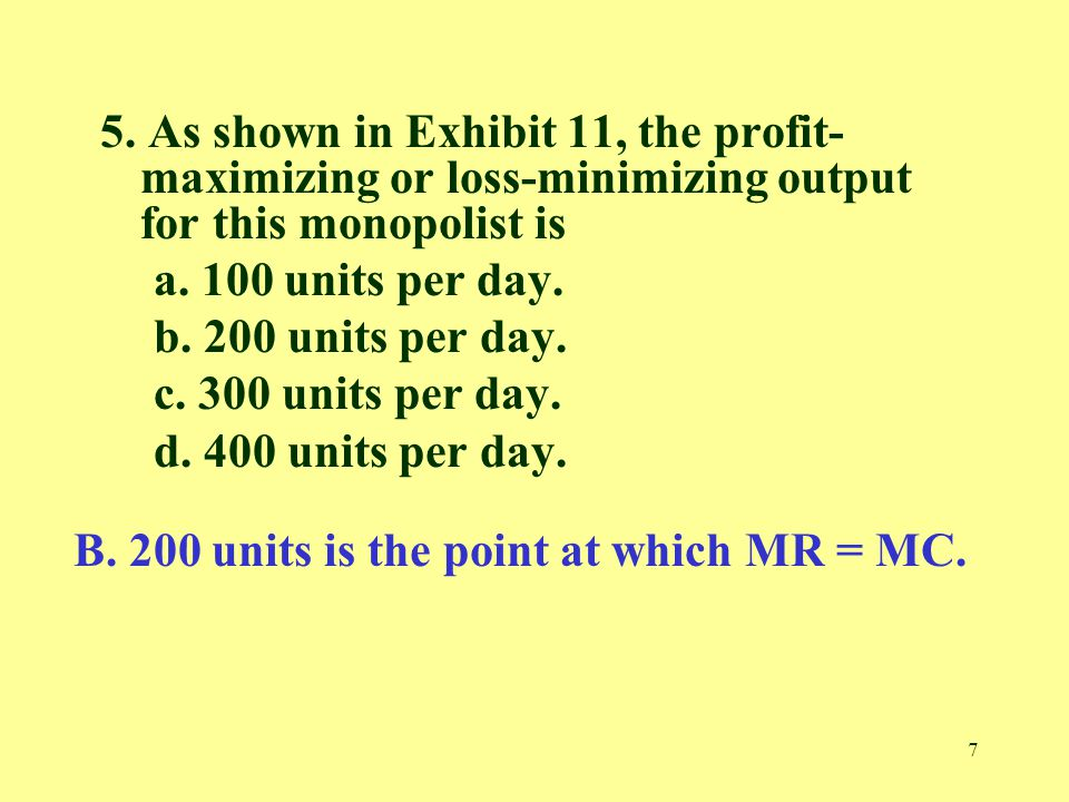 economics mr mc profit maximizing loss minimizing Economics mr=mc profit maximizing/loss minimizing economics, the point of profit maximizing and loss minimizing is called mr=mc this point is where marginal revenue equals marginal cost, meaning that cost does not exceed.