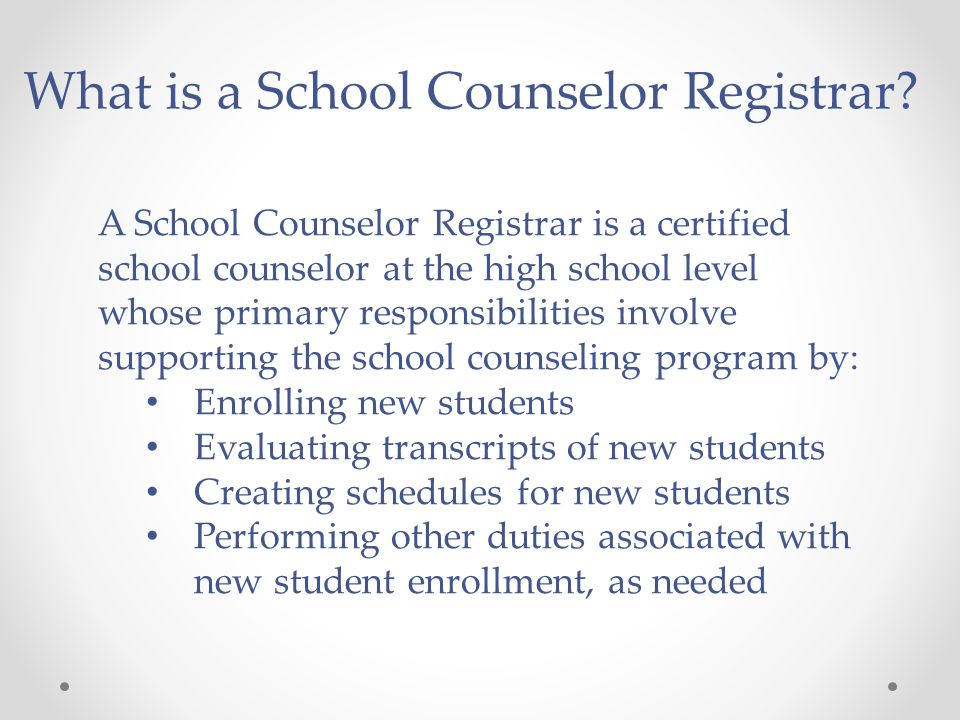 how to become a certified school counselor