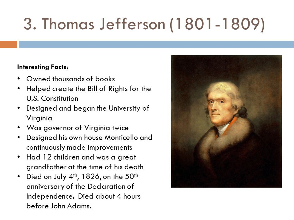 why was thomas jefferson a good president The trouble with thomas jefferson i guess upon reflection i probably too would have to go with jefferson as fav president good don't idolize jefferson.
