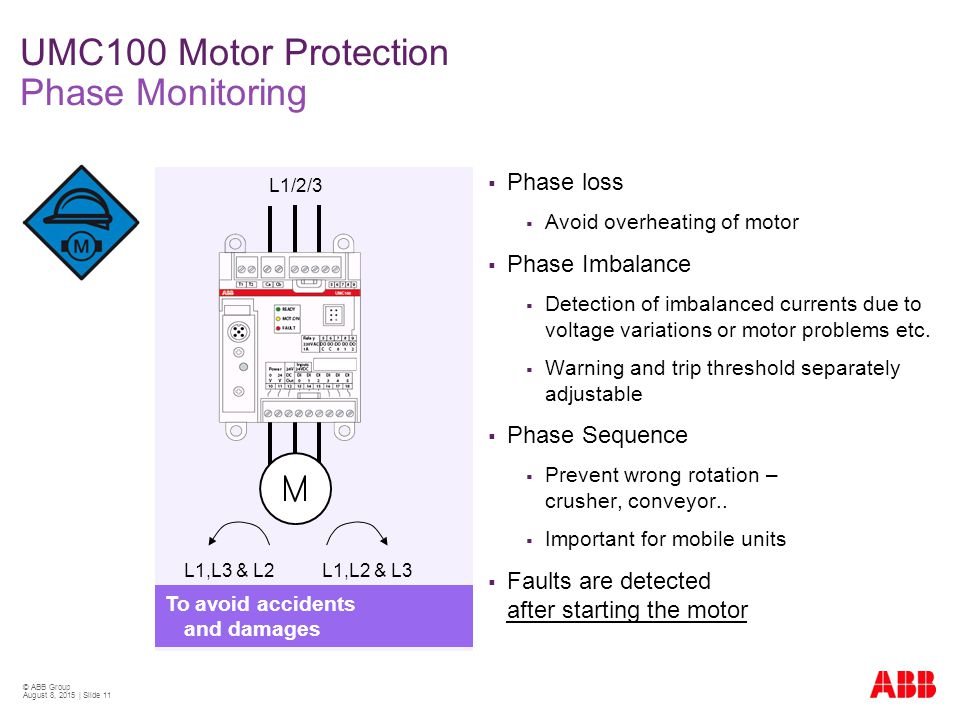 Phase Loss Monitor : Umc fbp technical presentation ppt video online download