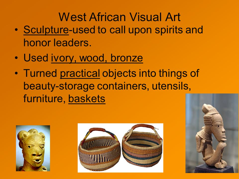 West African Visual Art