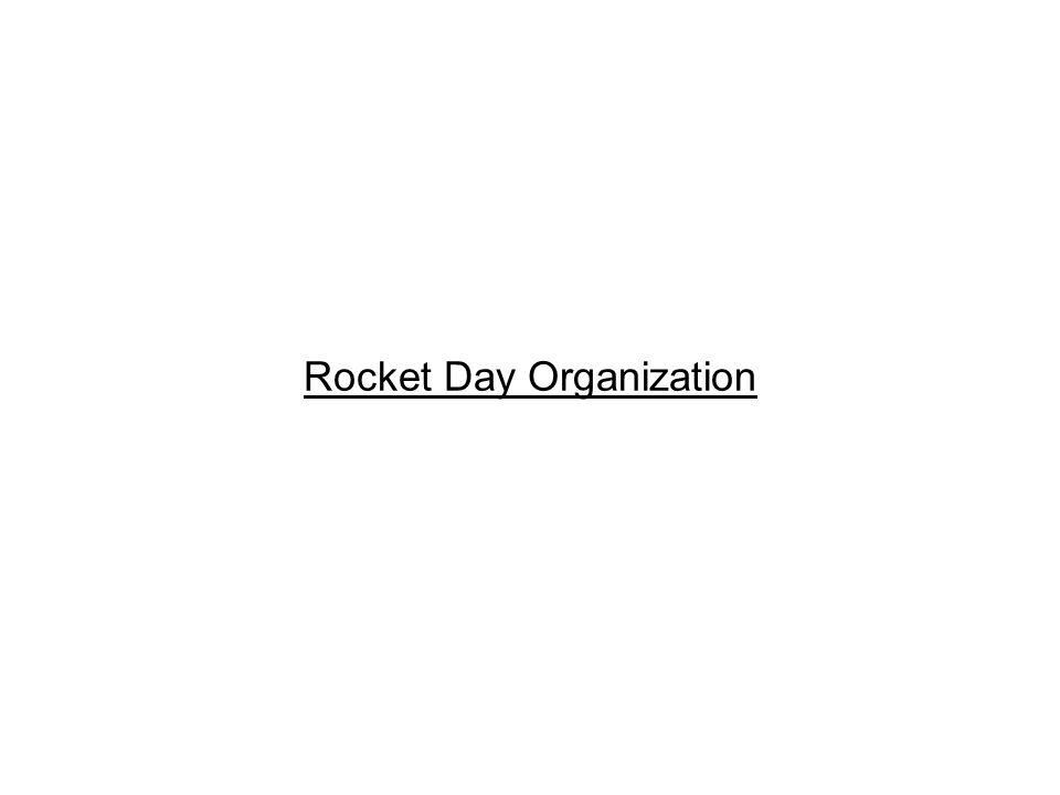 Rocket Day Organization