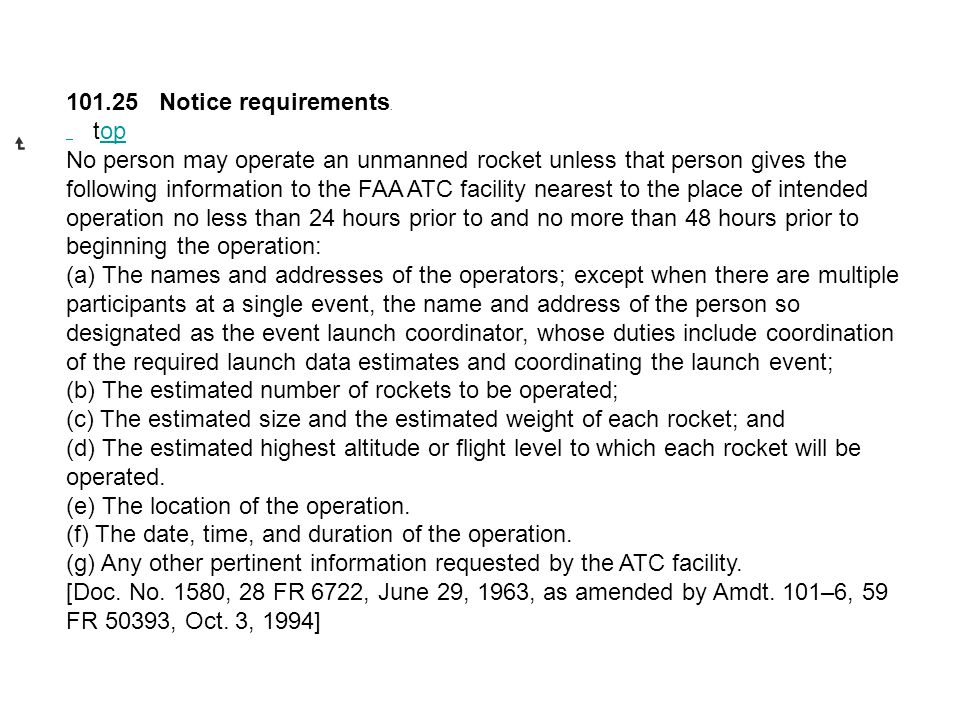 (b) The estimated number of rockets to be operated;