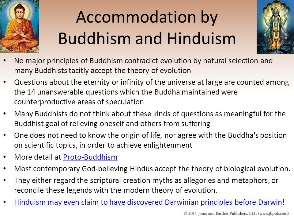the individuals goal in buddhism and hinduism Get an answer for 'what is the ultimate goal of hinduism and buddhism of suffering for individuals, later expressions of buddhism like the mahayana.