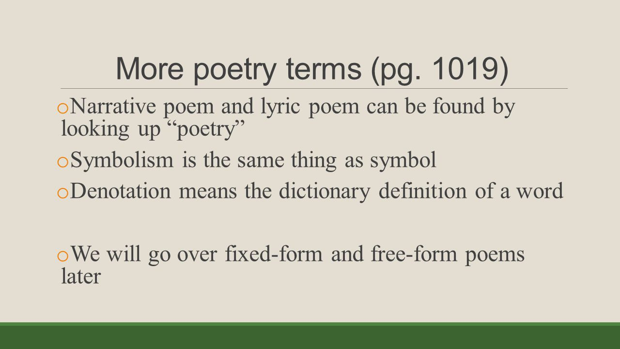 Sonnets. - ppt download