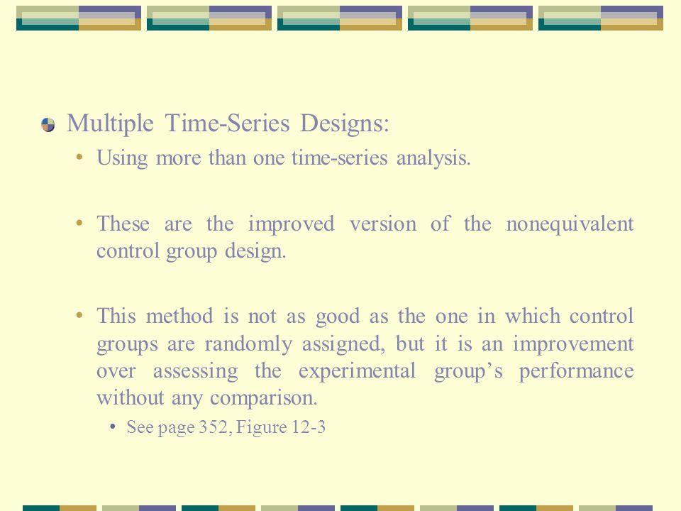 nonequivalent control group design pdf