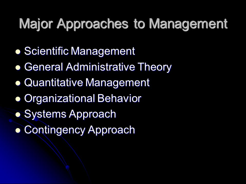 is the 'scientific management' approach to Scientific management aimed at the growth of the organization but paid little attention to the worker's individual growth by exercising external control over the worker's performance, while the human relations movement aimed at organizational growth, yet maintaining the dedication to the individual growth of the worker.