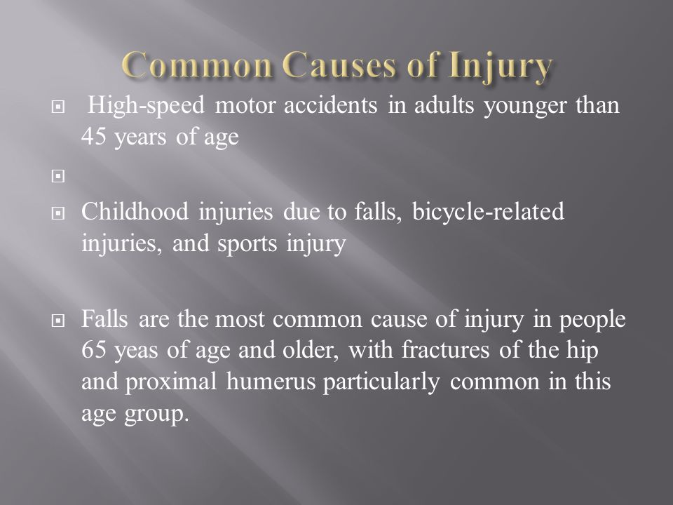 Fractures And Mobility Issues Ppt Video Online Download
