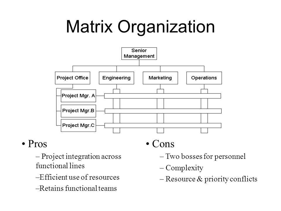 management and organizational theories pros and cons 4 common types of organizational structures  it comes with pros and cons just like the other structures  allowing for better management and growth.
