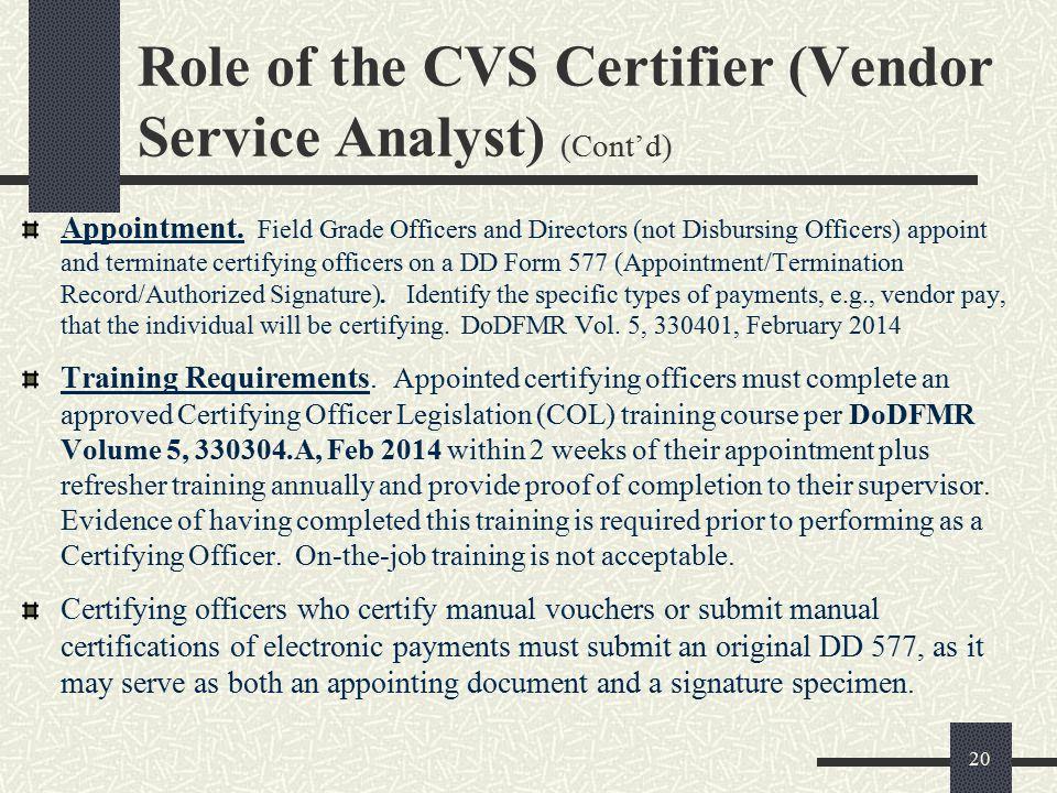 Commercial Vendor Services (CVS) - ppt download