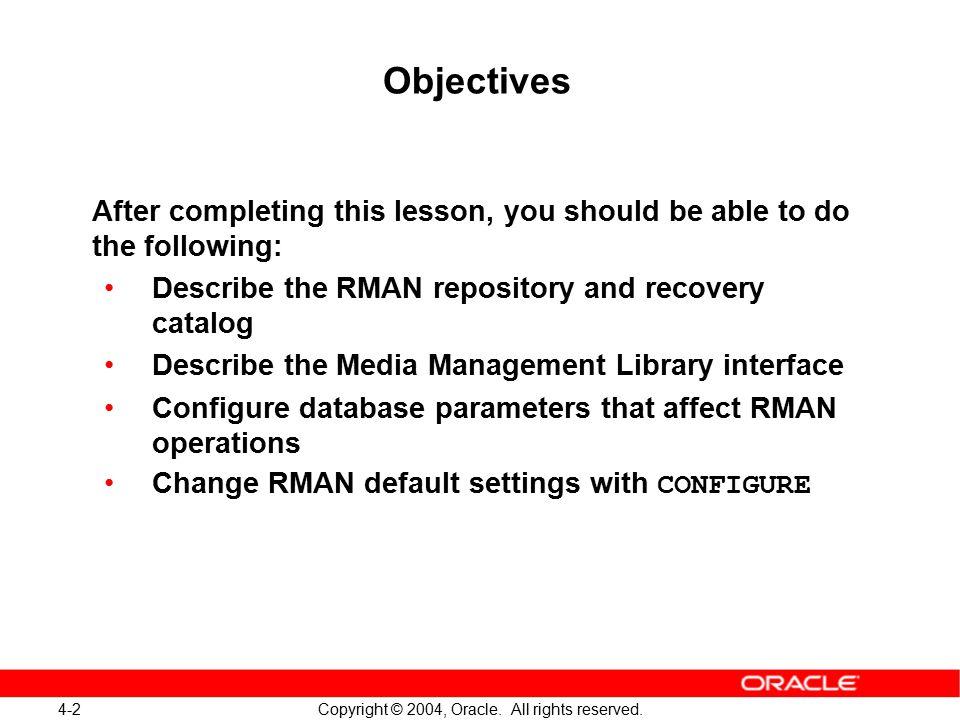 rman set options binary