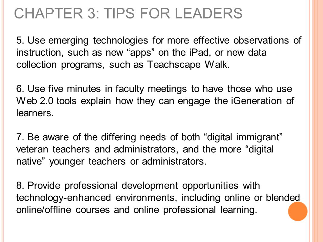 chapter 5 the educator as leader Leader traits and attributes—— 103 05-antonakisqxd 12/6/03 3:44 pm page 103 for the purposes of this chapter, we define leader traits as relatively stable and.