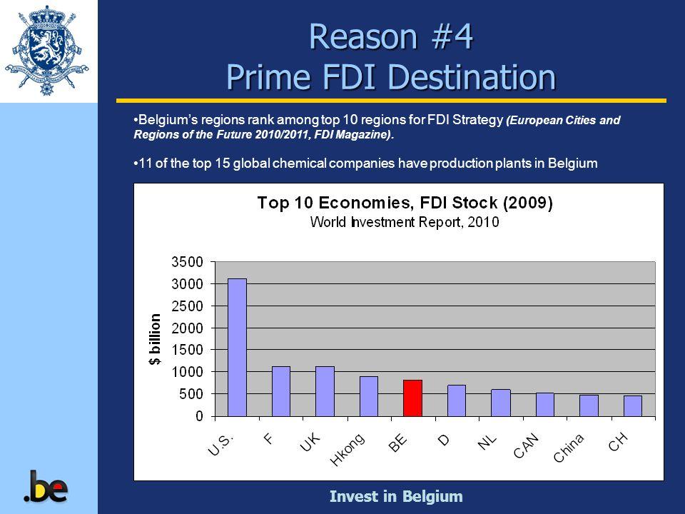 Reason #4 Prime FDI Destination