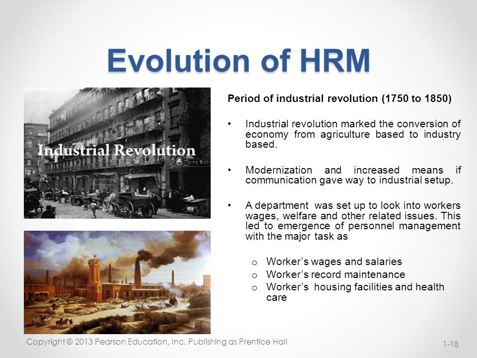 managing the evolution of a revolution Sroi revolution or evolution  and management attention is dedicated to interrogating and managing the risks that arise from this information.