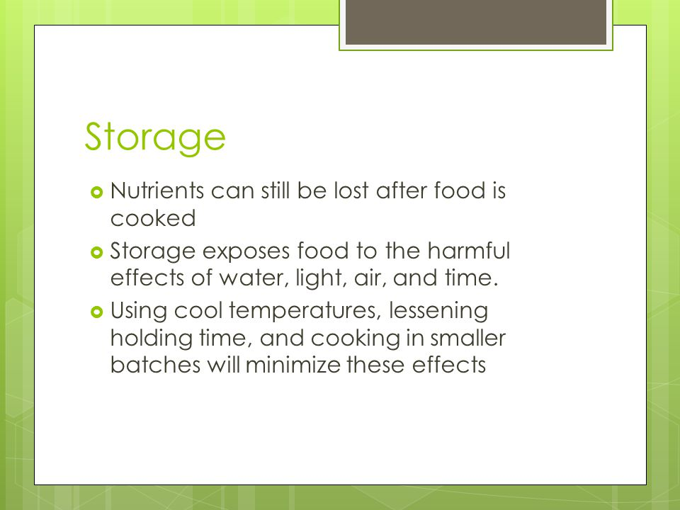 Culinary Nutrition Nutrition Basics Ppt Video Online