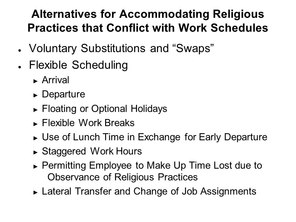 reasonable accommodation in the work place Simply saying i need to work remotely until further notice is not particularly likely to work, even if they're willing to make reasonable accommodations you may need to make a good case for why you can't work onsite, as well as be open to any alternatives that would solve the problem you have with working onsite.