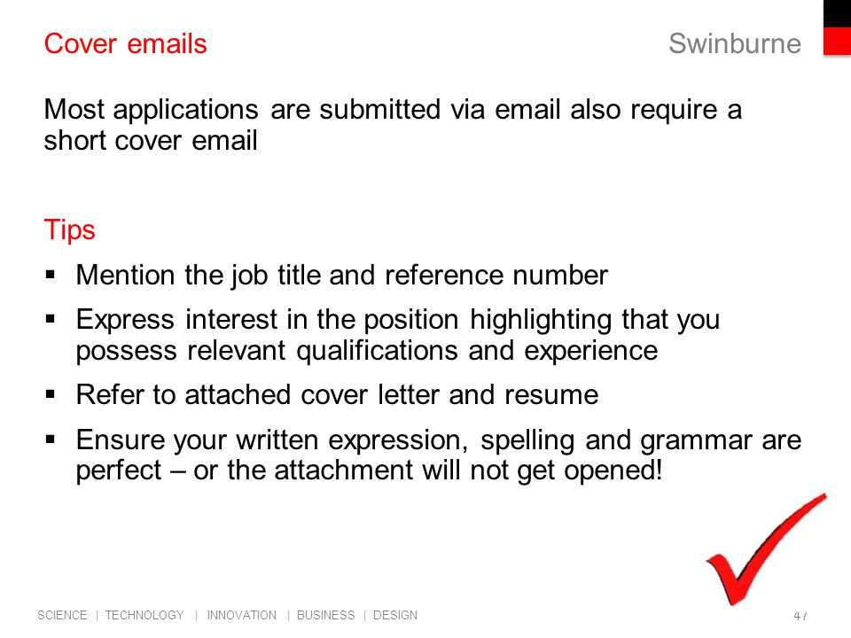 Emailing A Cover Letter   My Document Blog Haad Yao Overbay Resort