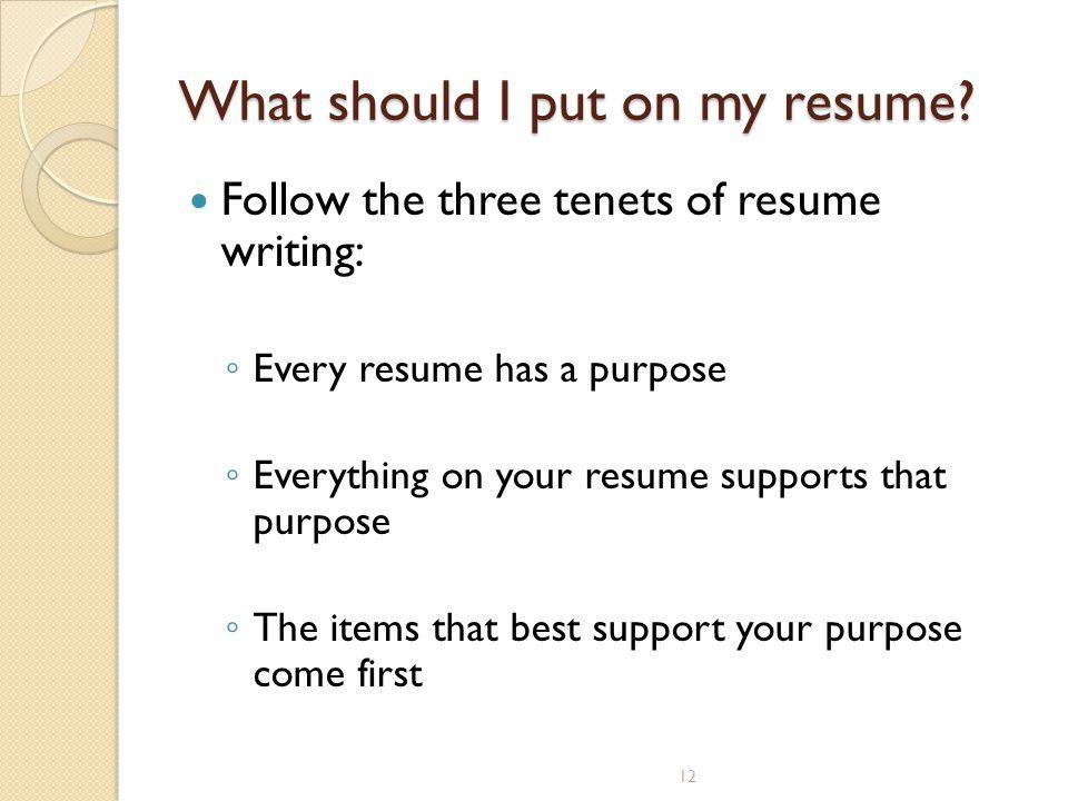 Write my write resume