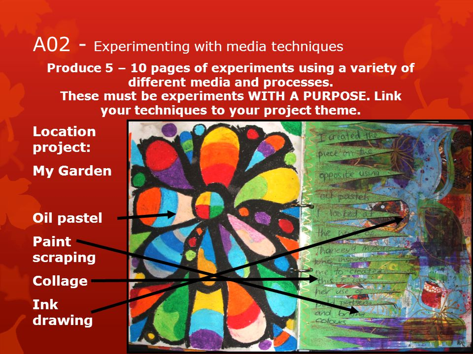 art media and processes Media and techniques an easy-to-understand description of art media and techniques for art students, beginning artists, and art collectors drawing media and techniques.
