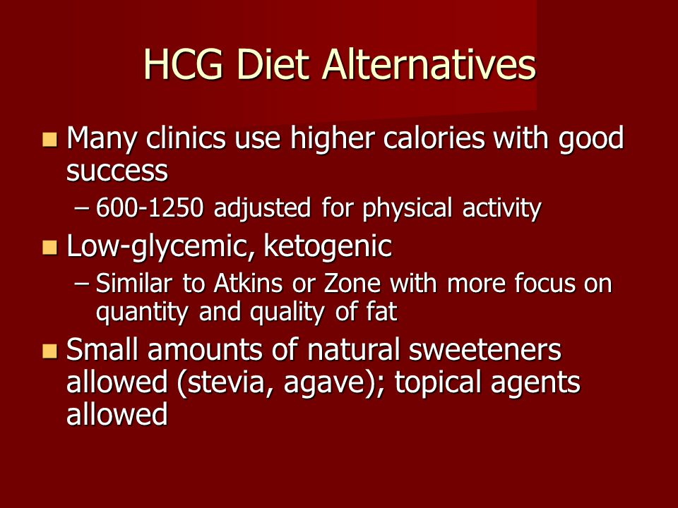 HCG for Weight Loss Ryan Shelton, ND. - ppt download
