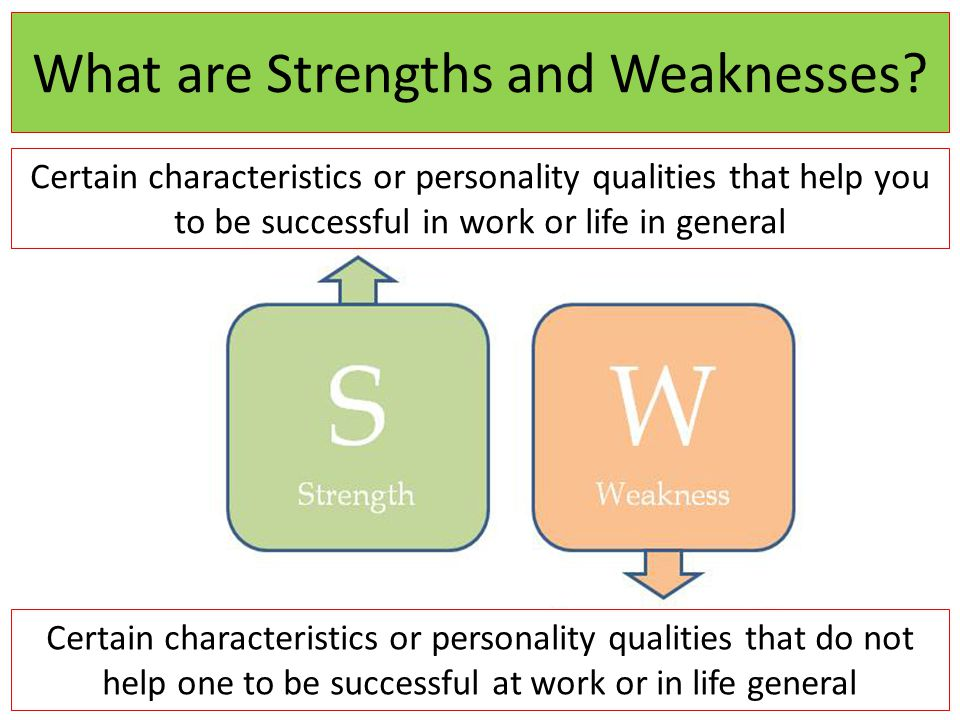 strenghts and weaknesses of personal construct theory Trait theory: strengths, weaknesses, & theorists together, the strengths of trait theory demonstrate the value the theory has provided to the study of leadership.