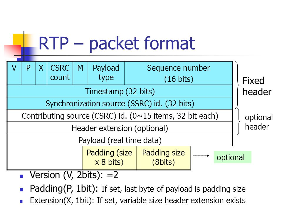lora packet format
