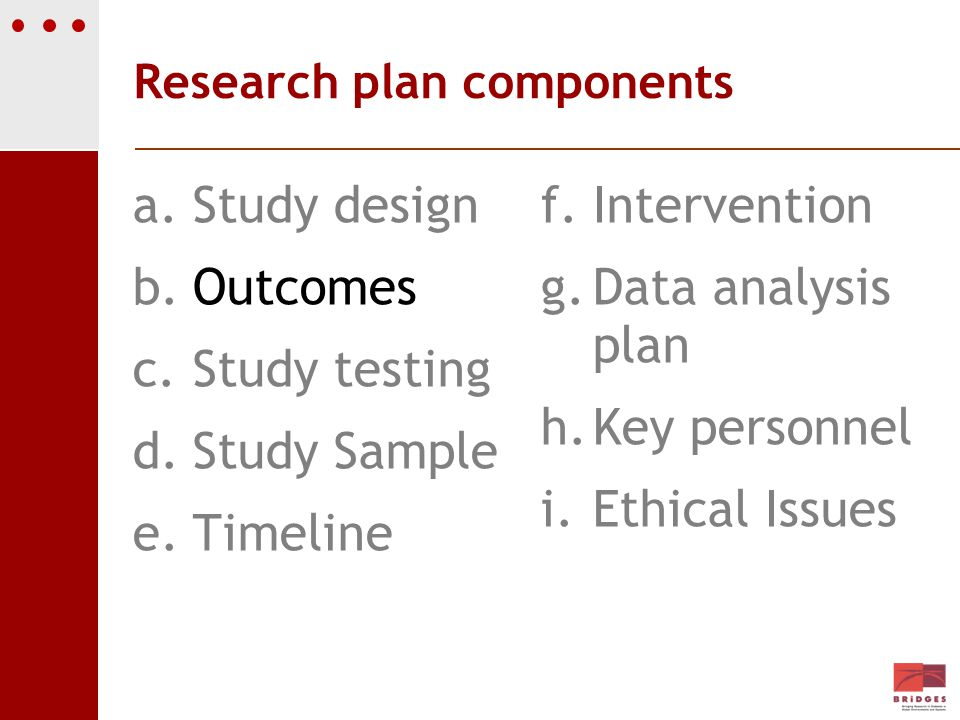 nursing elements of an ethical sampling plan What are the major ethical issues in conducting research is there a conflict between the research ethics and the nature of nursing nursing's main elements.