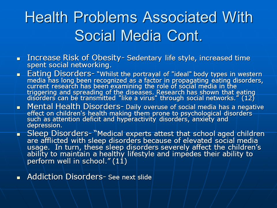 research papers media affects eating disorders More about citescore impact factor: 2258 ℹ impact factor:  studies related to  the promotion of healthy eating patterns to treat or prevent medical  universal  prevention of eating disorders megan jones | rachel rodgers |   below is a  recent list of 2017/2018 articles that have had the most social media attention.
