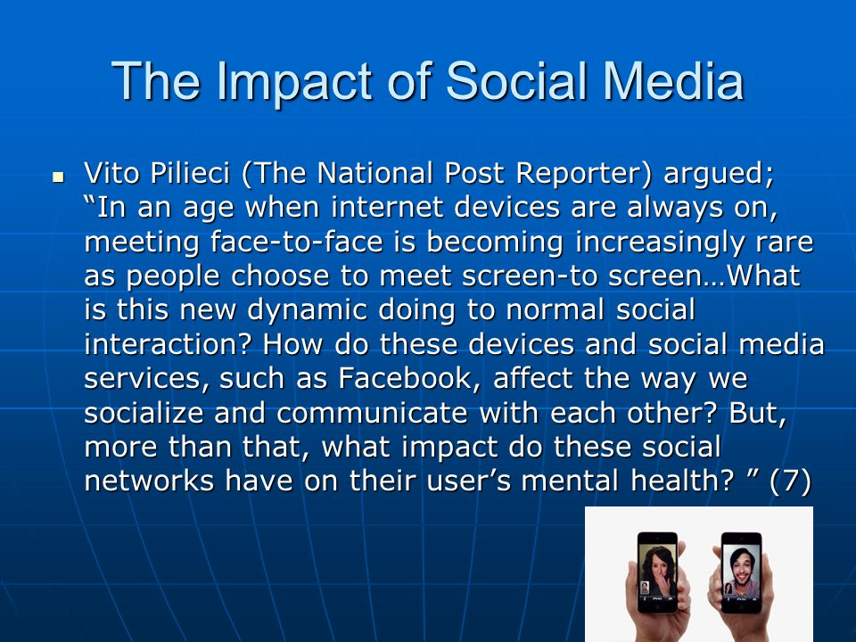 The Impact of the Internet on Society: A Global Perspective
