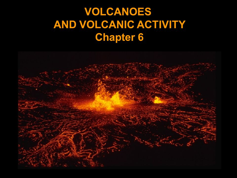volcanoes and volcanic activity chapter ppt video online download rh slideplayer com Ocean Currents The Largest Volcanic Eruption