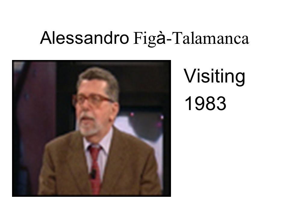 Alessandro Figà-Talamanca