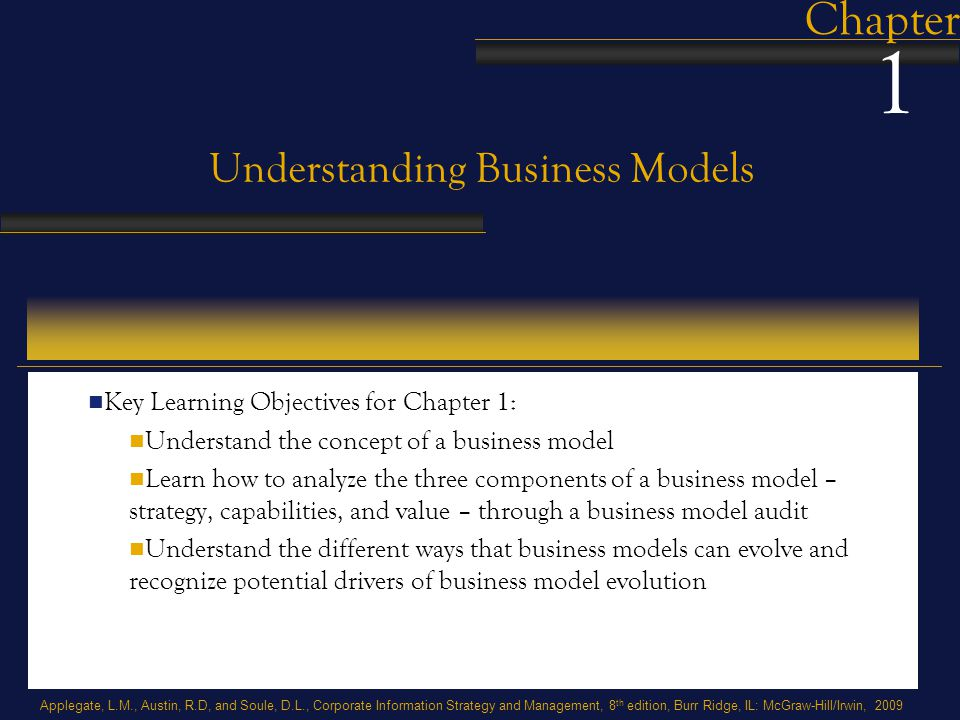 understanding business strategy and its difference from a business model