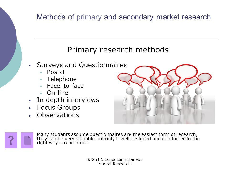 method of primary research Primary care research these include imperfect under- standing of the scope and limitations of qualitative research methods, many of which are unfamiliar even.