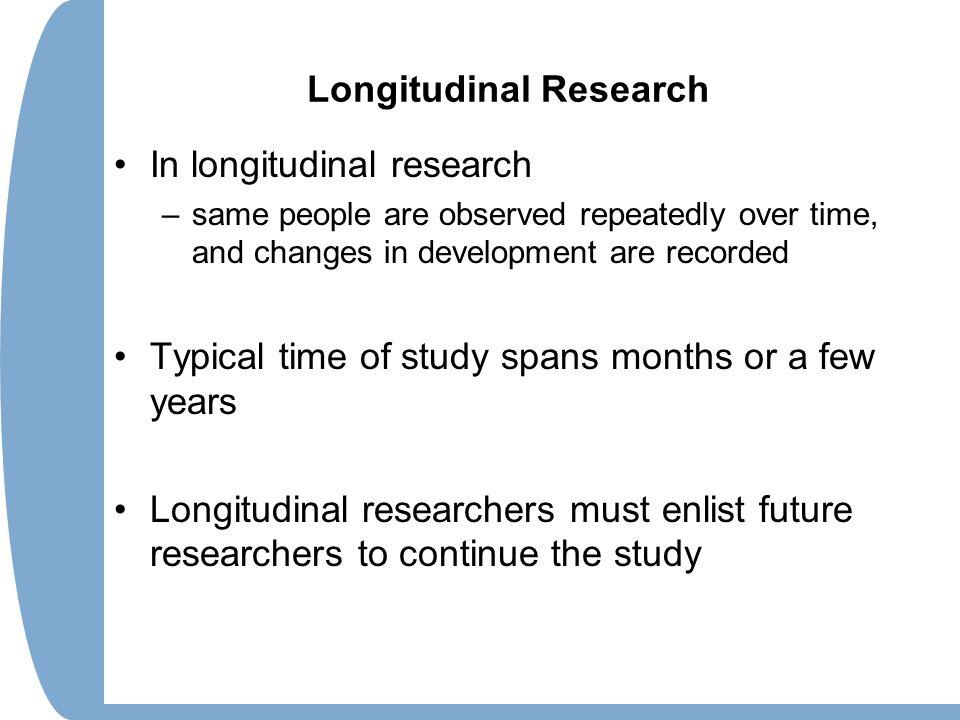 Sequential study methods