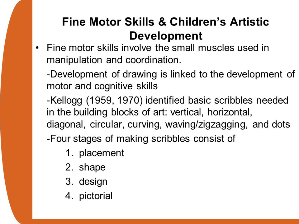 Early Childhood Physical And Cognitive Development Ppt