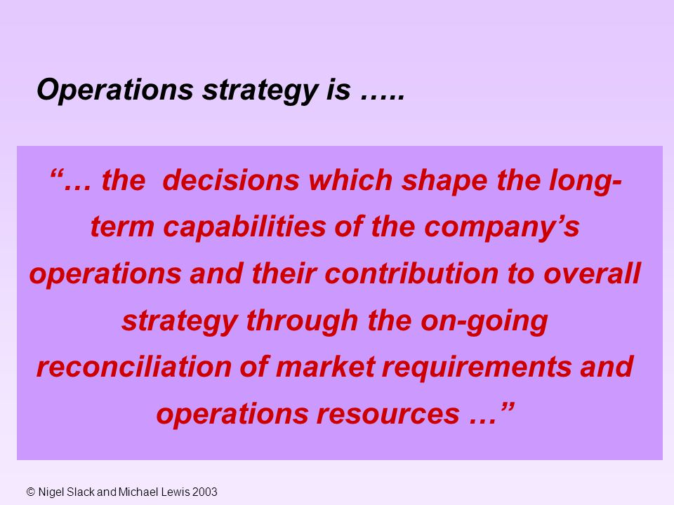 operations management long term expansion strategies Managed long term care (mltc) operations  and potential expansion ltc markets oversees provider contracting and network management as it relates to ltc operations.