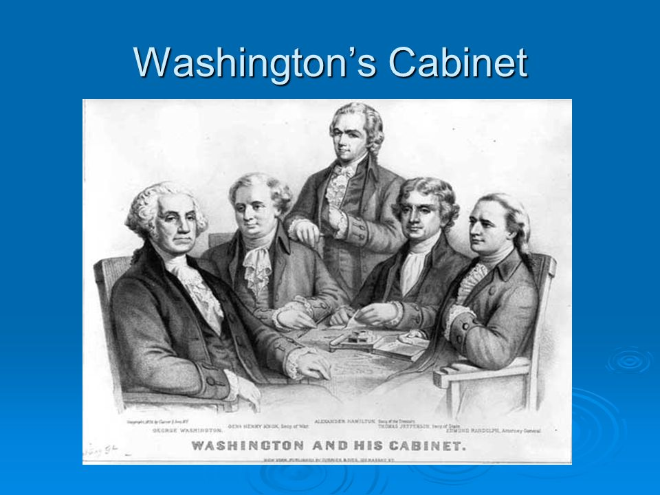 The Federalist Era: George Washington's Presidency - ppt download