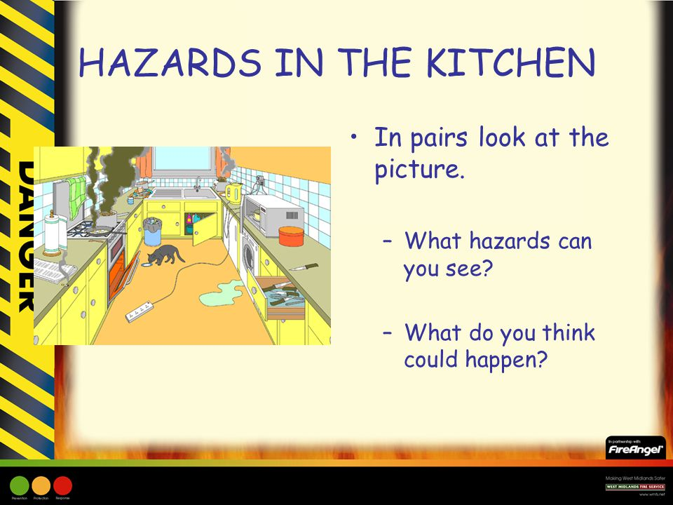 Hazards in the kitchen ppt download for 5 kitchen safety hazards