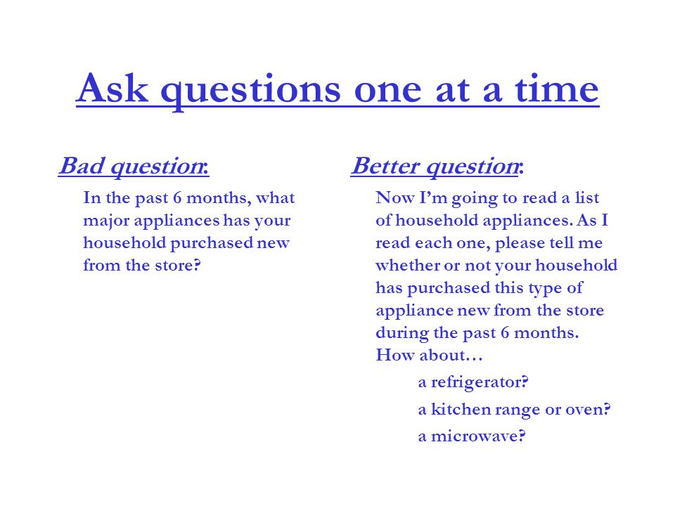 Introduction To Questionnaire Design Ppt Download
