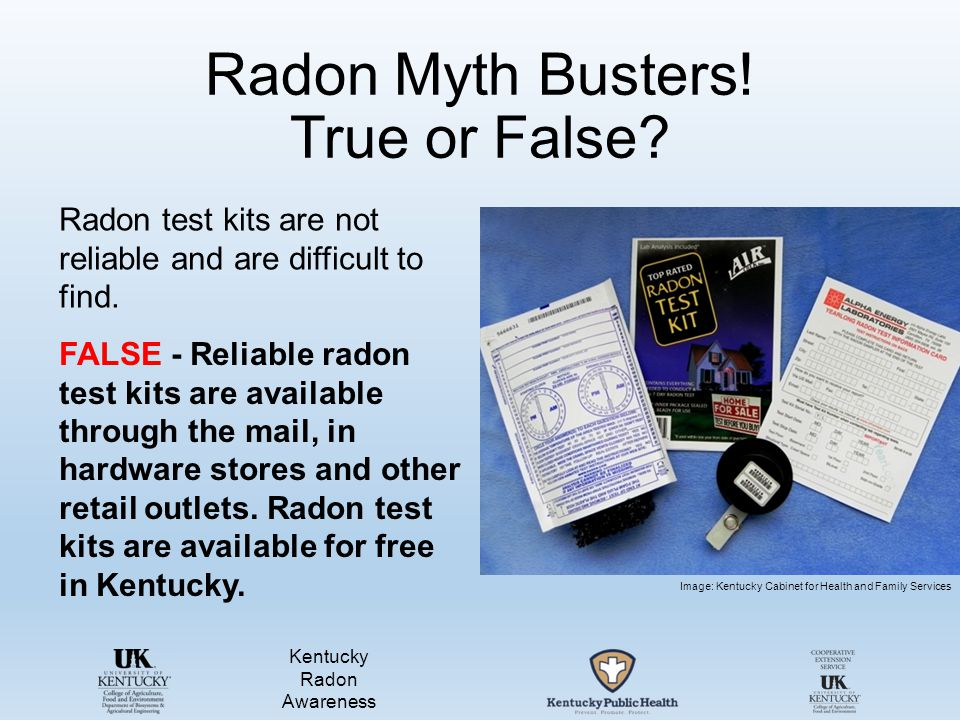 Invisible odorless tasteless kentucky radon awareness ppt video online download - The office radon test kit ...