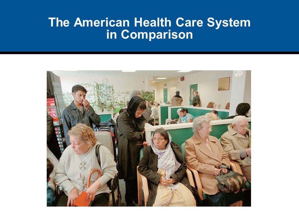 comparison of a health care system Comparison of american and canadian health care plans nations around the world strive to find the best healthcare plans canada and the united states, though very.