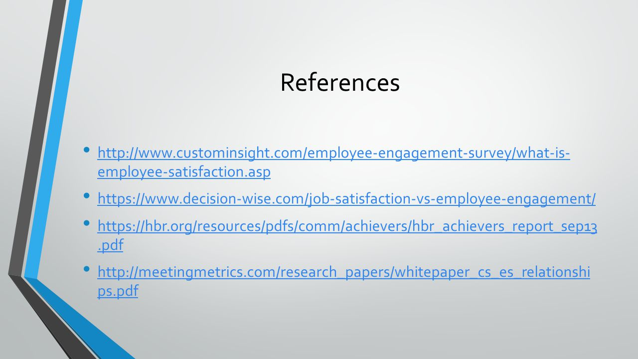 JOB SATISFACTION OF CIVIL SERVANTS  AN EVIDENCE FROM THE REPUBLIC     Resume Samples Format