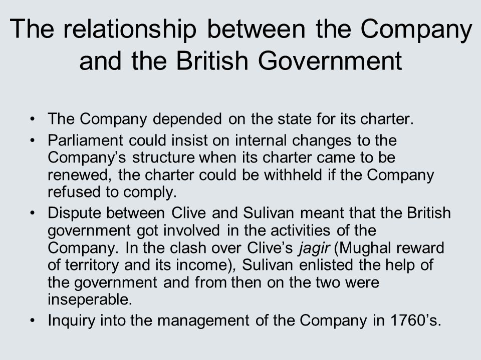 relationship between british empire and british industrial With an ever increasing population and an ever-expanding british empire, there  was a huge market for cotton and cotton factories became the.