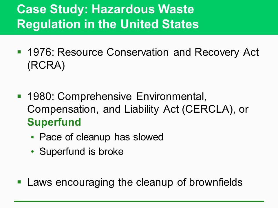 """case study feed resource recovery It a unique region for a case study on its textile recycling system research questions  braungart (2002) refer to as """"waste equals food"""" in their ecological ."""
