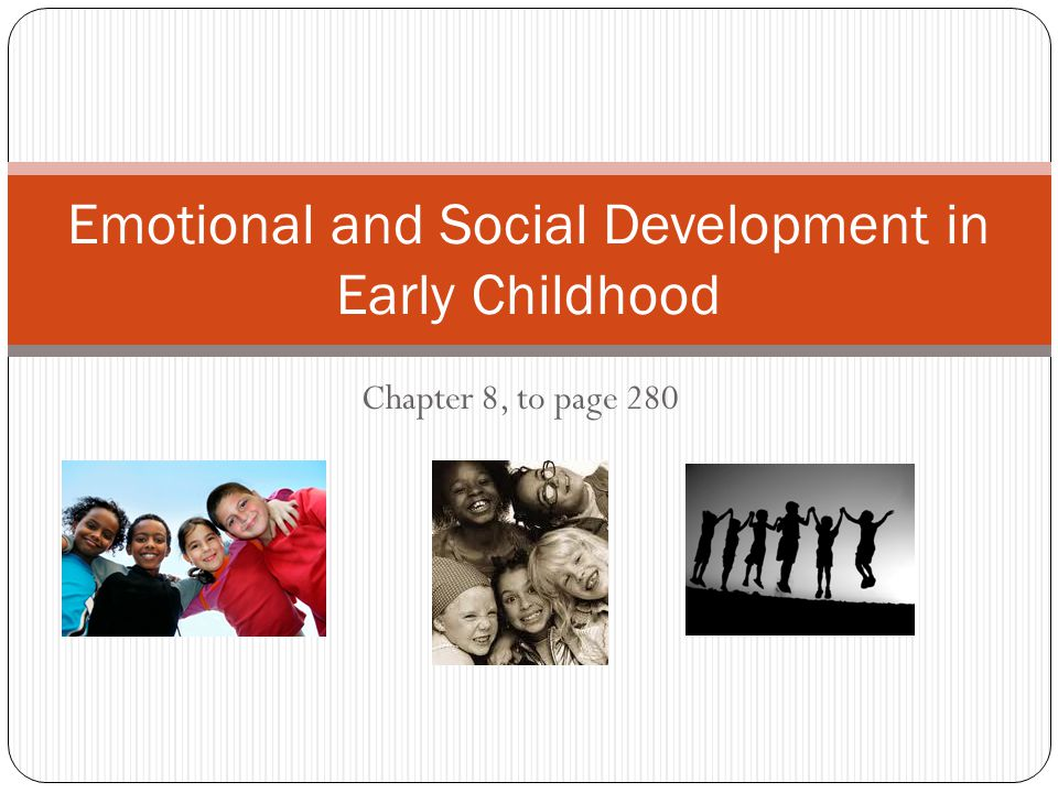 social and emotional development in early childhood essay Enter the sopt essay contest for a chance to be published in pediatrics for the social and emotional development of early childhood development.