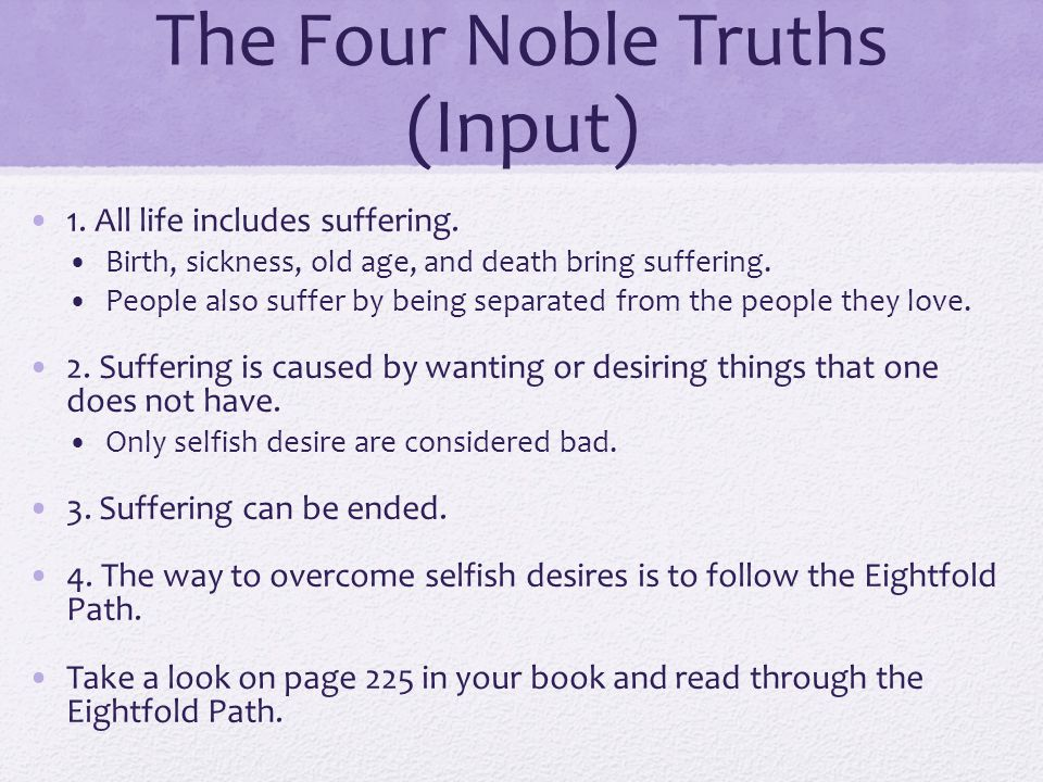 The Beliefs Of Buddhism Ppt Download