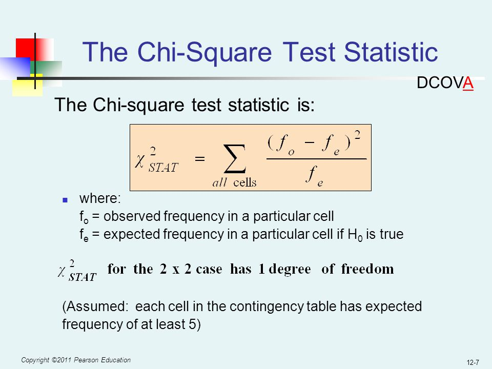 Chapter 12 chi square tests and nonparametric tests ppt for P table for chi square test