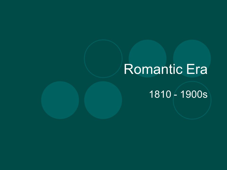 the evolution of the concerto from classical to romantic era essay Proportion and disciplined expression composers of the classical era deviated from the evolution of to the romantic the period is concerto whereas haydn.