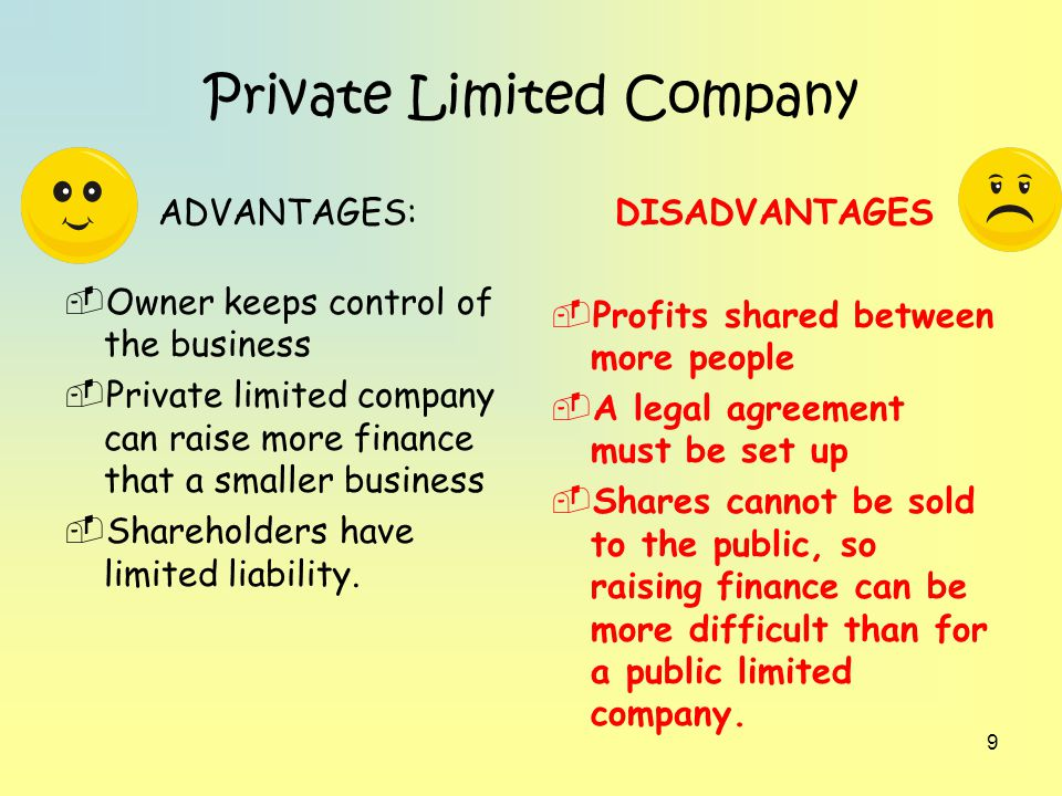 advantage of limited company Jd global advantage limited (company no 7970787) was set up in february 2012 by its founding director, joe dilger it provides tailored training and consultancy.