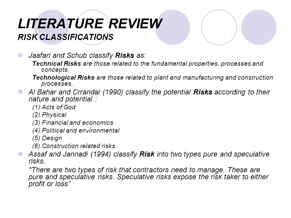 risk concepts construction of the A risk management model for prevention of occupational injuries at  at the  construction site (for example, the pioneer client concept), and thus.